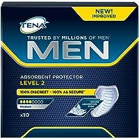 TENA Men Protector Absorbente Nivel 2, Compresas