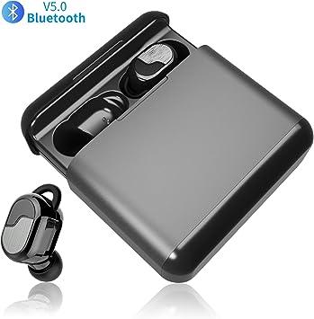 Auriculares Bluetooth Inalambrico 5.0 Auriculares Bluetooth ...