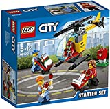 LEGO 60100 City Airport Starter Construction Set