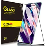 Yocktec for OnePlus 7 Pro Screen Protector, [9H Hardness] [Full Coverage] Protective Film HD Clear Tempered Glass Screen Protector for OnePlus 7 Pro Smartphone (Black)