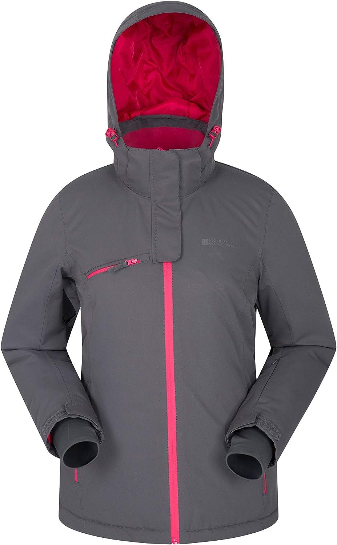 Ladies Winter Coat Mountain Warehouse Snowfall Womens Ski Jacket