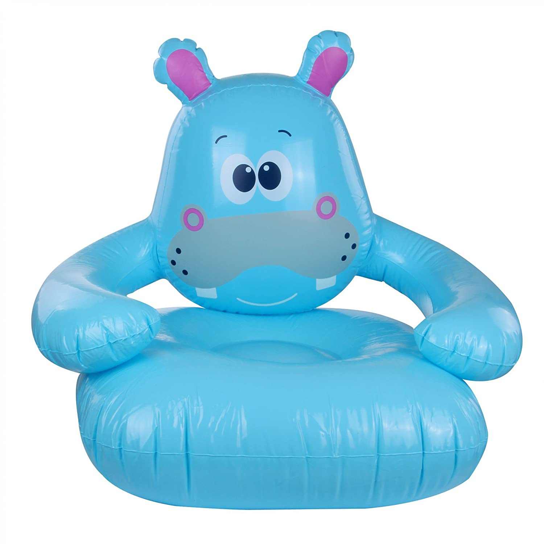 JILONG aufblasbares Sofa, Azul, 78 x 70 x 66 cm: Amazon.es ...