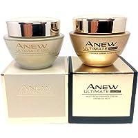 AVON Anew Ultimate Multi-Performance : Day Cream + Night Cream SET ! …
