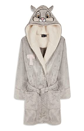 PRIMARK Ladies DISNEY THUMPER from Bambi BATH ROBE DRESSING GOWN ...