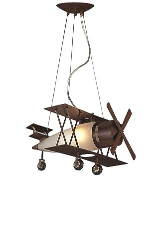 Firefly Kids Lighting - Airplane Ceiling Light, 1-Light E26 100W (not  included