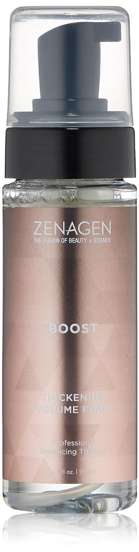 Zenagen Boost Thickening Volume Foam, 4.5 Fl Oz