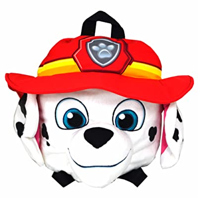 Paw Patrol Childrens/Boys Official Marshall Shaped Plush Backpack best