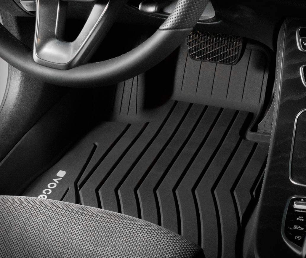 VOGO Tapis de Sol pour Porsche Cayenne II 2010-2017