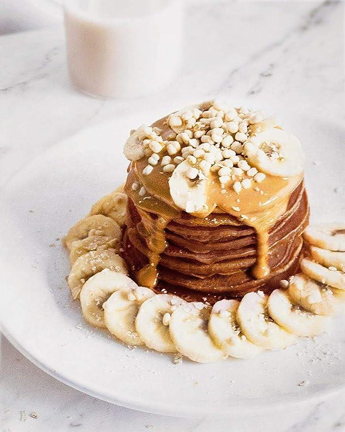 BODY GENIUS Protein Crunch (Chocolate Blanco). 500g. Cereales Proteicos. Bolitas de Proteína Recubiertas de Chocolate Sin Azúcar. Bajo en Hidratos. ...