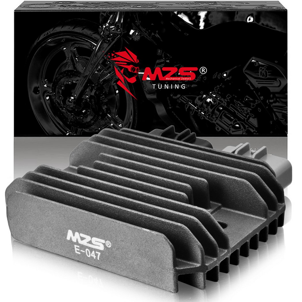MZS Voltage Regulator Rectifier for Kawasaki Ninja ZX-6R 2009-2016,ZX-6R ABS 2013-2016,ZX-10R 2008-2016,ZX-10R ABS 2011-2015,ZX1000 2008-2014