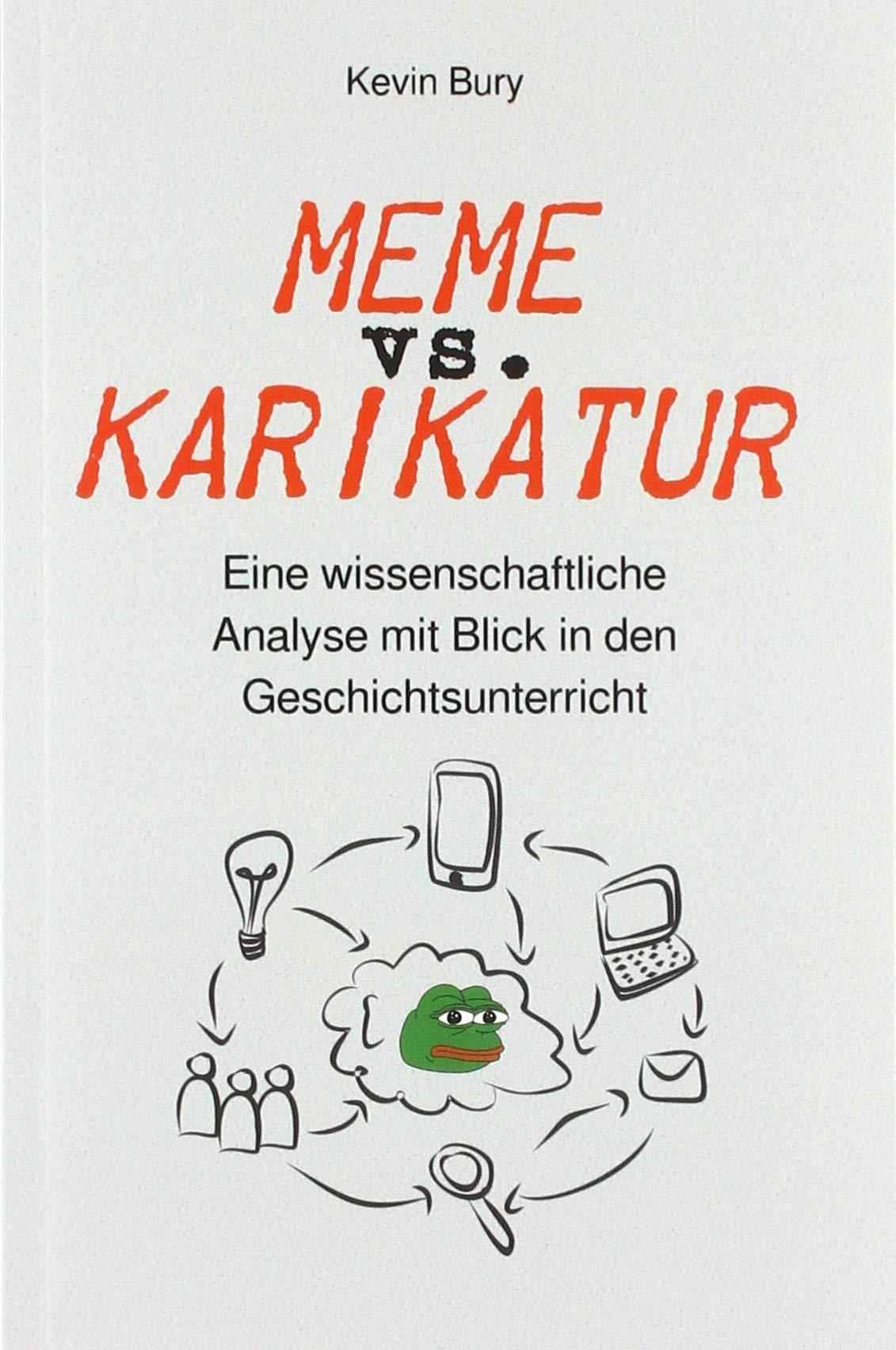 karikatur analyse
