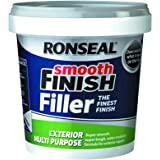 Ronseal - Smooth Finish Exterior Multi Purpose Ready Mix Filler Tub 1.2 kg