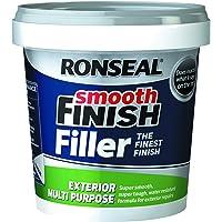 Ronseal - Masilla multiusos para exteriores (1,2 kg