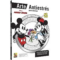Mickey & Minnie Arte Antiestrés