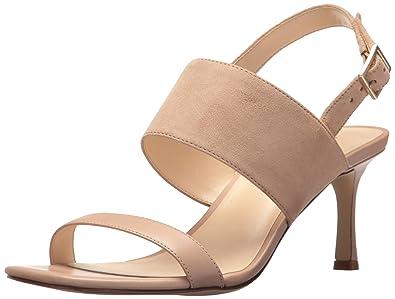 Nine West Orilla Heel Sandal JfNv1