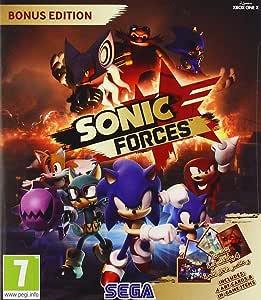 Xbox One Sonic Forces Bonus Edition: Amazon.es: Videojuegos