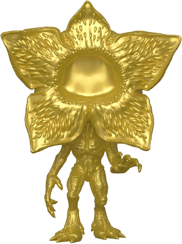 Vinyl Funko Stranger Things Demogorgon Gold SDCC 19 428 Pop