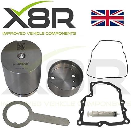 DSG Mechatronic - Kit de reparación de acumulador de caja de cambios (7 velocidades): Amazon.es: Coche y moto