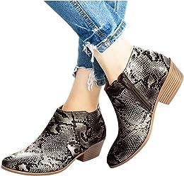 BIKETAFUWY Women Roman Flat Sandals Transparent Strap Flatform Snakeskin Slippers Open Toe Anti-Slip Snake Print Shoes