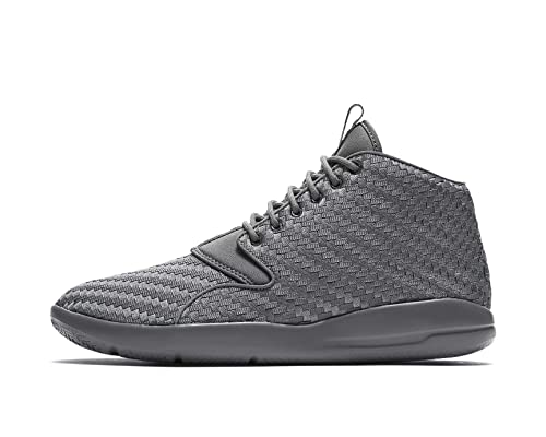 1f3a97b692dd4f Nike Men s Jordan Eclipse Chukka Woven Trainers (10.5 UK) Dark Grey   Amazon.co.uk  Shoes   Bags
