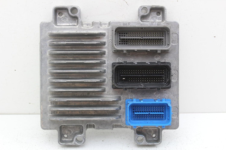 Chevrolet 11-15 Cruze 12643636 Computer Brain Engine Control ECU ECM EBX Module