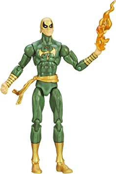 Marvel Universe 3.75 figure Iron Fist white complete /& excellent
