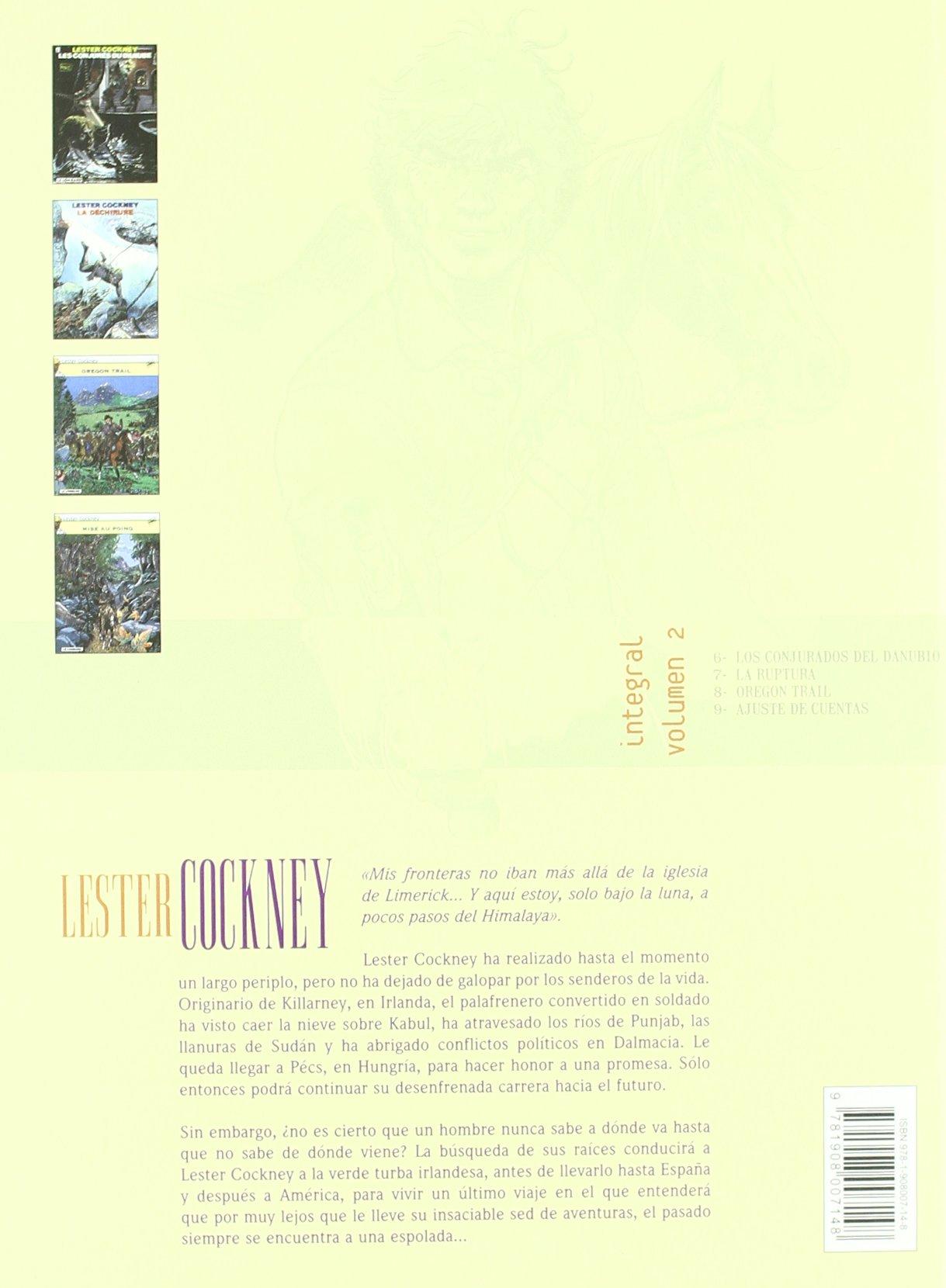 Lester Cockney 02: Integral: Maria, (tr.), Rodriguez Piastri, Fabián Franz; Serna Aguirre: 9781908007148: Amazon.com: Books