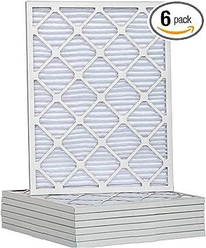 Tier1 16x18x1 Merv 8 Pleated Dust /& Pollen AC Furnace Air Filter 6 Pack