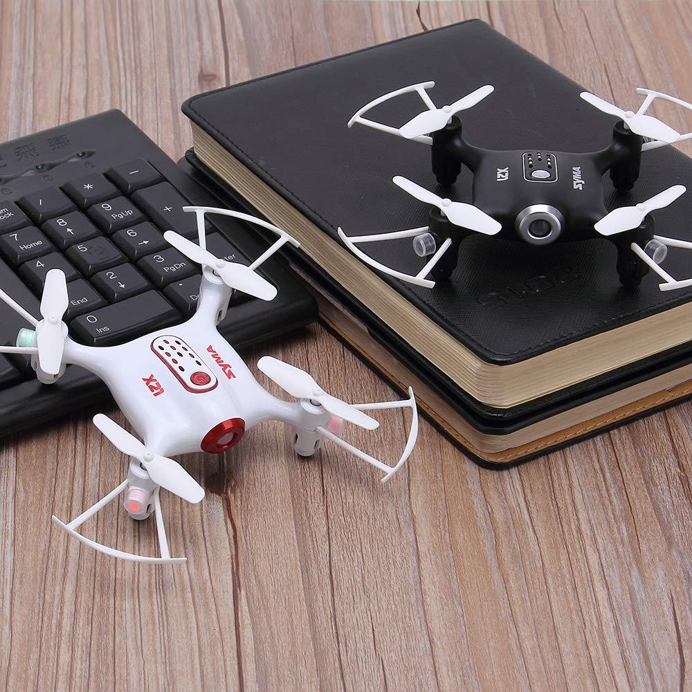 Syma X21 RC Quadcopter Drone UFO Mini Nano Con Aviones No ...