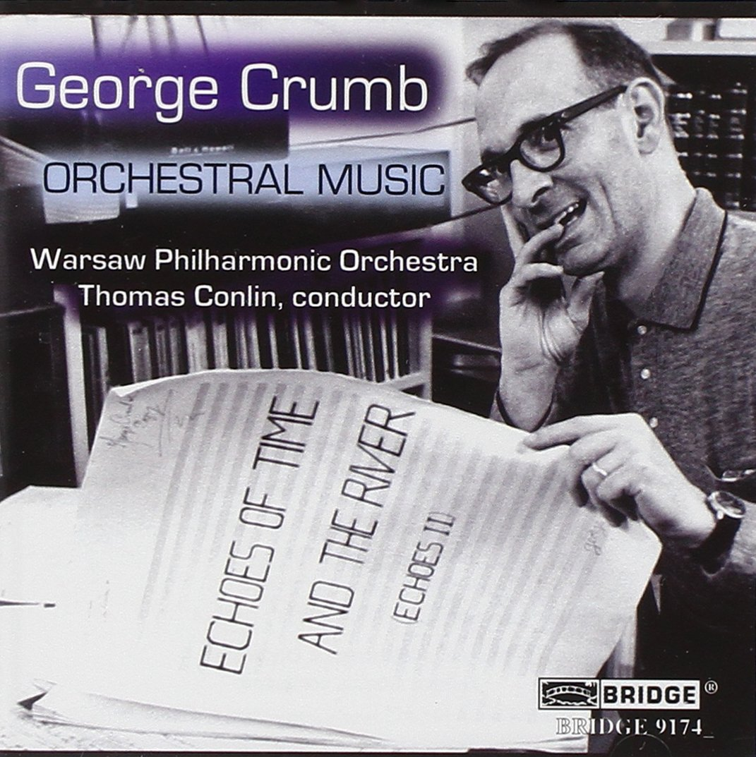 George Crumb: Orchestral Music by Bridge Records, Inc.