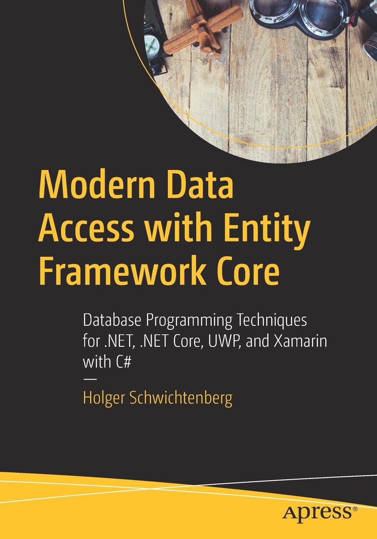 Modern Data Access with Entity Framework Core: Database