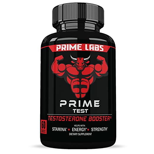 Prime Labs Men's Testosterone Booster Reviews, Side effects, Reddit