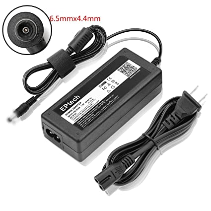 10Ft AC Adapter For Sony Vaio SVF153B1YL SVE141L11L SVF142C29L SVF142190X SVF14N13CXB SVF14N11CXB SVF14A15CXB SVF152C29 Notebook 19.5