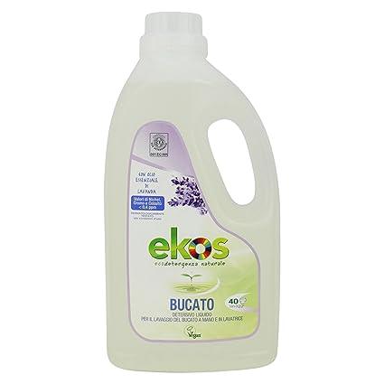 EKOS - Detergente Líquido para el Lavado a Mano y en lavadora ...