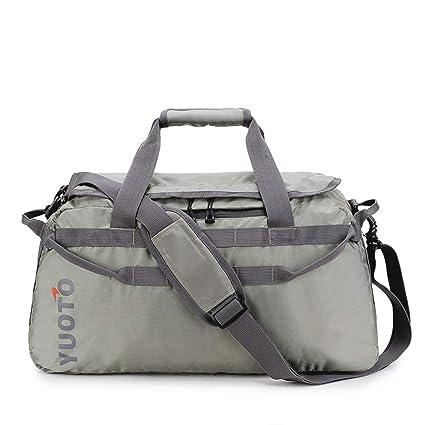 Amazon.com | Yuoto Travel Carry on Duffle