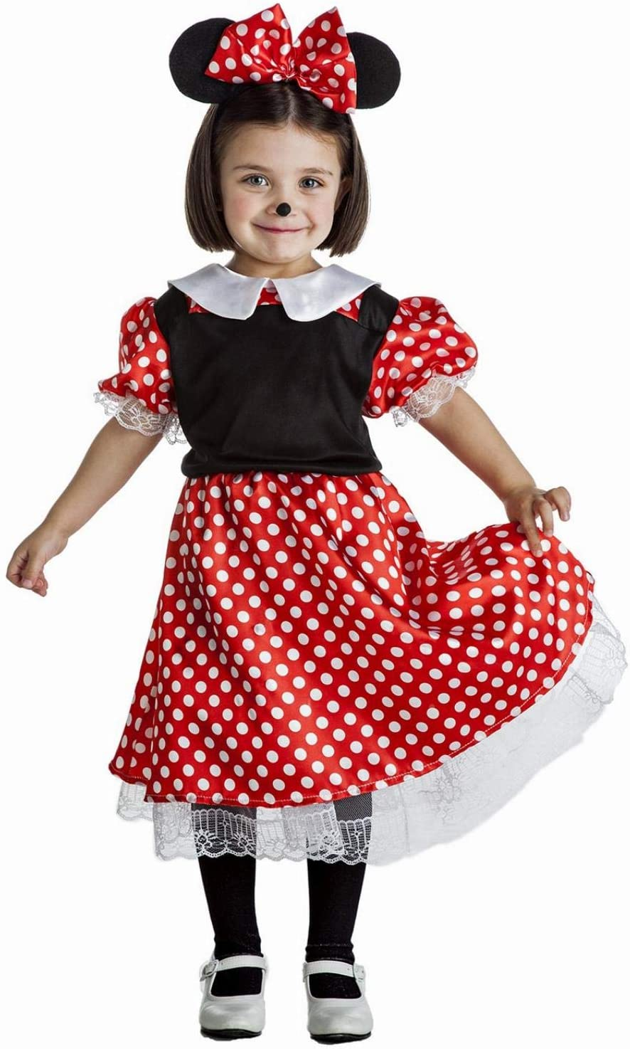 Disfraz de Ratoncita de dibujos para niña: Amazon.es: Juguetes y ...