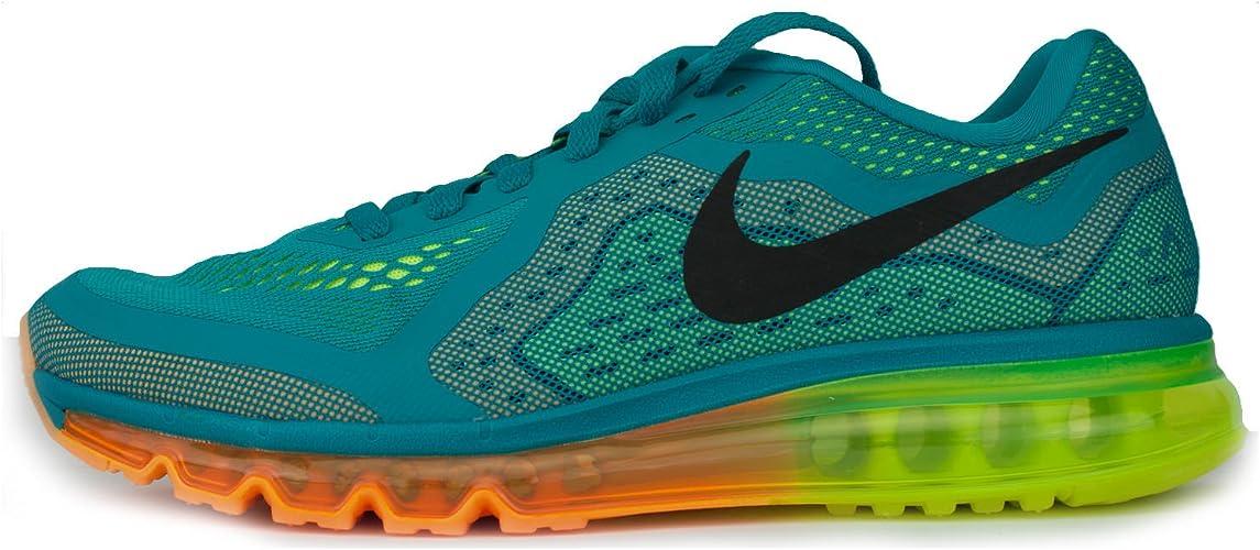 Nike Air Max 2014–621077–301 – Baskets – Vert, EU 43: Amazon