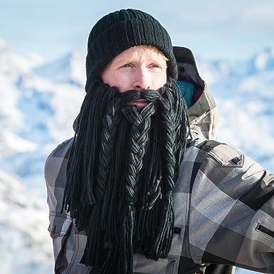 Amazon.com  Beardo Viking Beard Hat a1dab1878b1