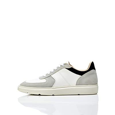 Brand - find. Men's Fletcher, Low-Top Sneakers: Shoes