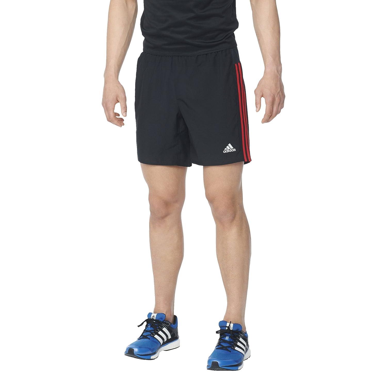 Adidas Uomini 'Risposta Nero / Sport Ray Rosse 7