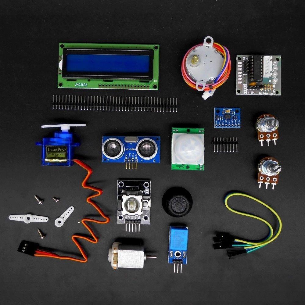 Amazon.com: Kit de arranque completo para Arduino con ...
