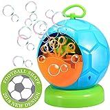 Macchina per Bolle per Bambini Geekper Bubble Maker Automatico Durevole per i Bambini Oltre 500 Bollicine al Minuto per uso Esterno o Interno