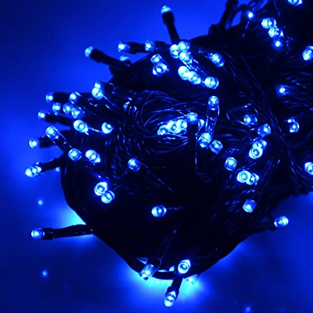 sparkles chasing christmas lights 200 multi colour led indooroutdoor battery operated