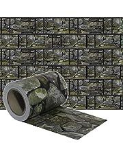 Paneles protectores de PVC Hengmei con clips de fijación, lámina de ocultación, protección contra el viento, cañizo, valla de jardín opaca