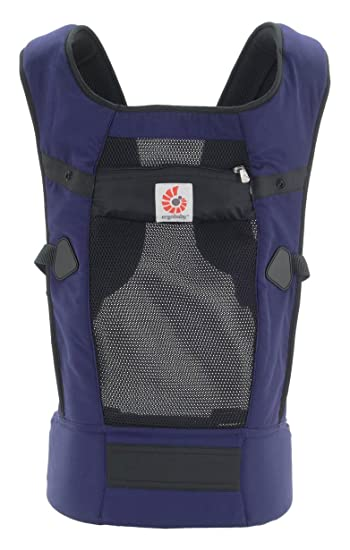Amazon Com Ergobaby Performance Ventus Carrier Purple Baby