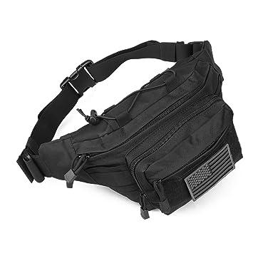 Amazon.com: AMYIPO Cintura táctica Pack militar Fanny Pack ...