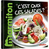 Recettes C'est quoi ces salades ? Le meilleur de Marmiton