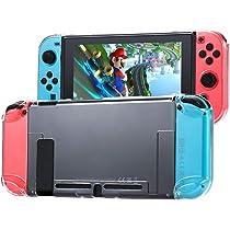 Tasikar Funda Compatible con Nintendo Switch Separables Funda ...
