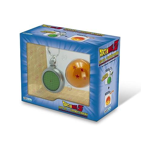 ABYstyle - Dragon Ball - Caja de Regalo con emblemas ...