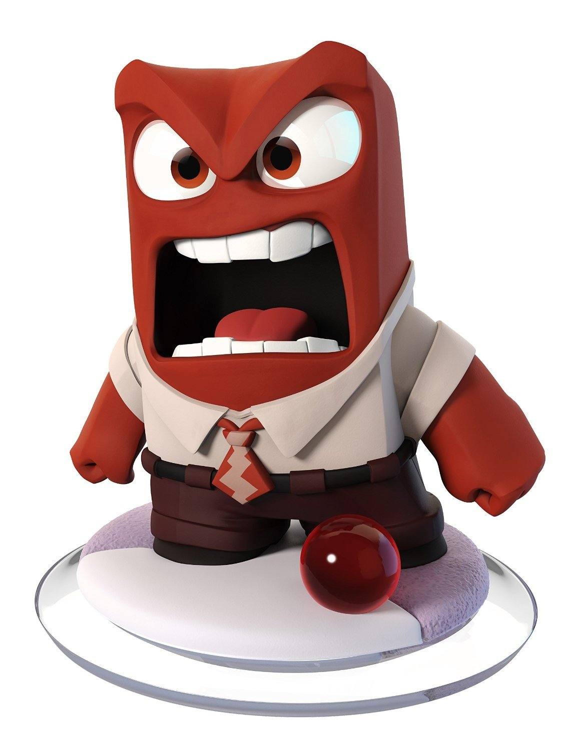 Disney Infinity 3.0 Edition: Inside Out Anger Figure (No Retail Package)
